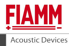 FIAMM - Acoustic Devices logo